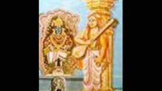 kannada devotional song - gajavadana beduve (on flute)