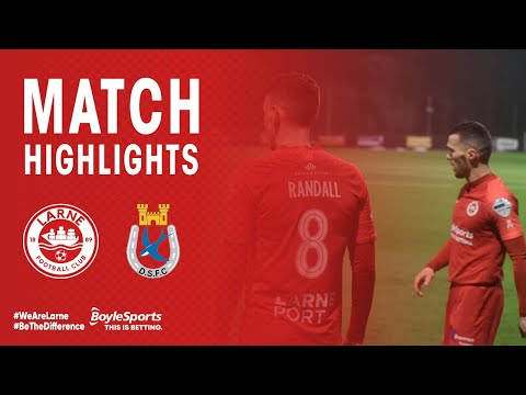 Larne Dungannon Goals And Highlights