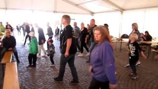 Testa linedance med Värnamo Nyheter