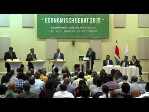 Ves Economischdebat 13 Mei 2015 2/2