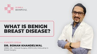 Know more about Benign breast disease!