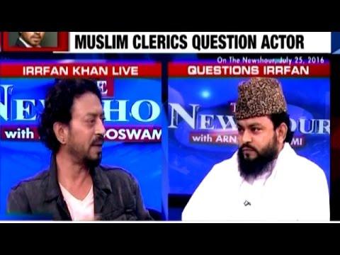Irrfan Khan Questions 'Qurbani' Practice