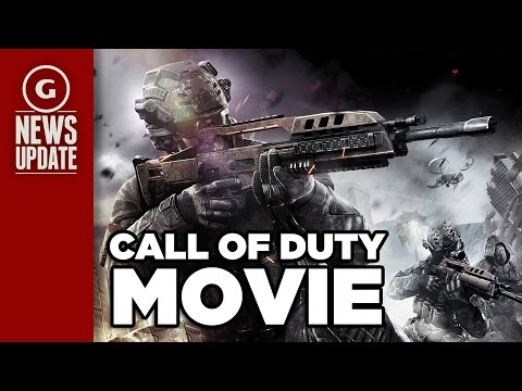 Call of Duty Movie in the Works - GS News Update