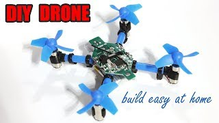 How To Make A Quadcopter Drone at Home Easy Step By Step