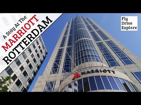 A Stay At The Rotterdam Marriott In The Netherlands