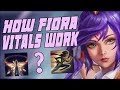 How Fiora's Vital Spawning Works & The Pattern You Need to Memorize! | League of Legends