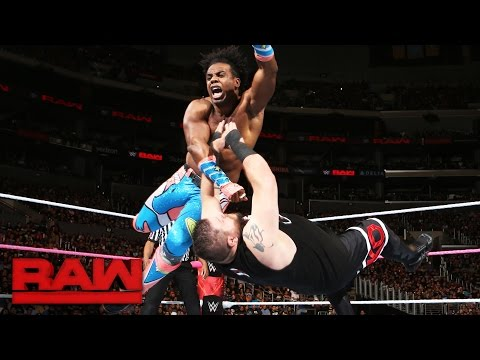 The New Day vs. Kevin Owens & Chris Jericho: Raw, Oct. 3, 2016