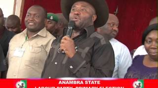Anambra State Labour Party (LP) Primary