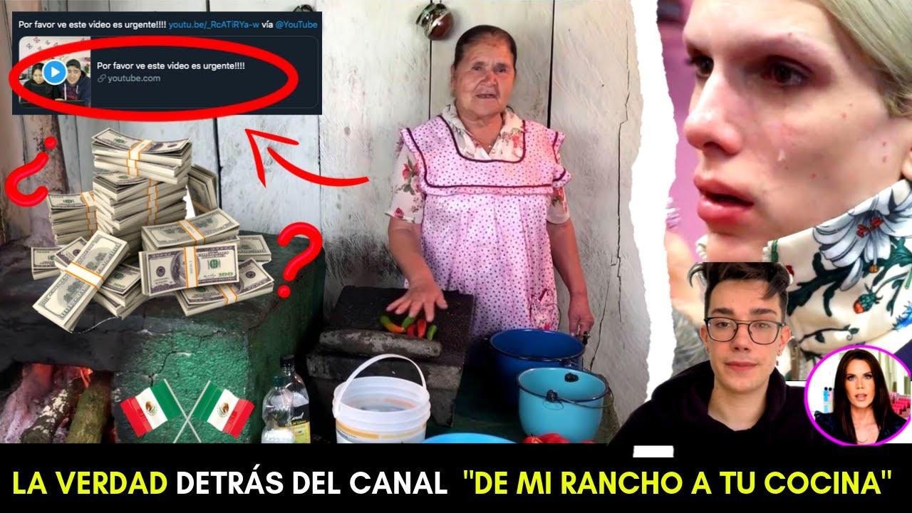 La Verdad Detras Del Canal De Mi Rancho A Tu Cocina Y Nueva