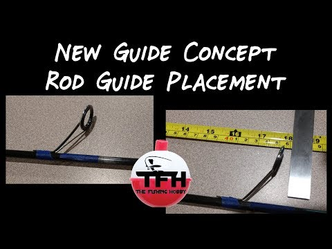 New Guide Concept Rod Guide Spacing For Rod Building Or Modification