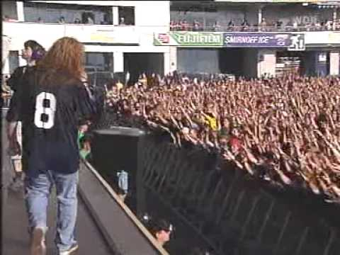 Stone Sour. Live Rock Am Ring 2003