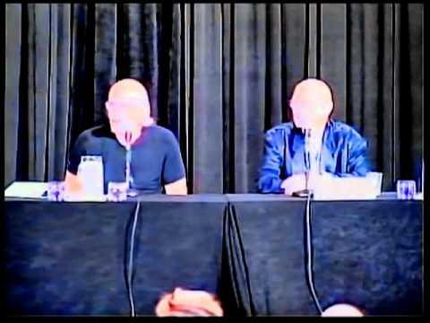 D*C 2011 Christopher Lloyd & James Tolkan panel