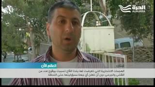 حملة مداهمات للجيش اللبناني في مخيمات اللاجئين قرب بلدة القاع  بعد تعرضها لثماني هجمات انتحارية