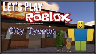 Let's Play Roblox! (City Tycoon) | Part 1 | Enygma