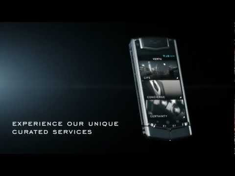 Vertu TI - Official movie - New luxury phone with Android