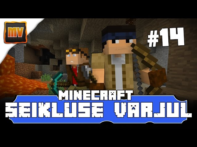 Minecraft Seikluse varjul Osa 14 - Hõbekalad