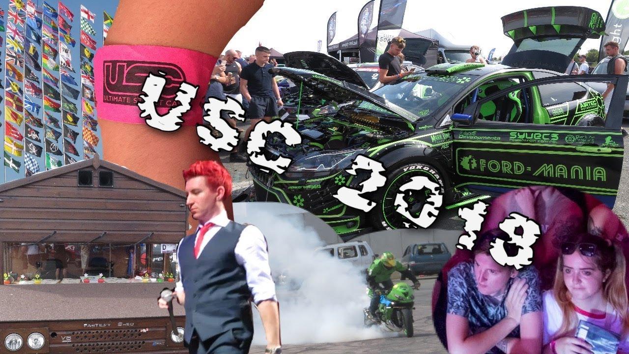 Ultimate Street Car 2018 ~ Cars, Lee Bowers & A Hair-Raising Hypnotist!