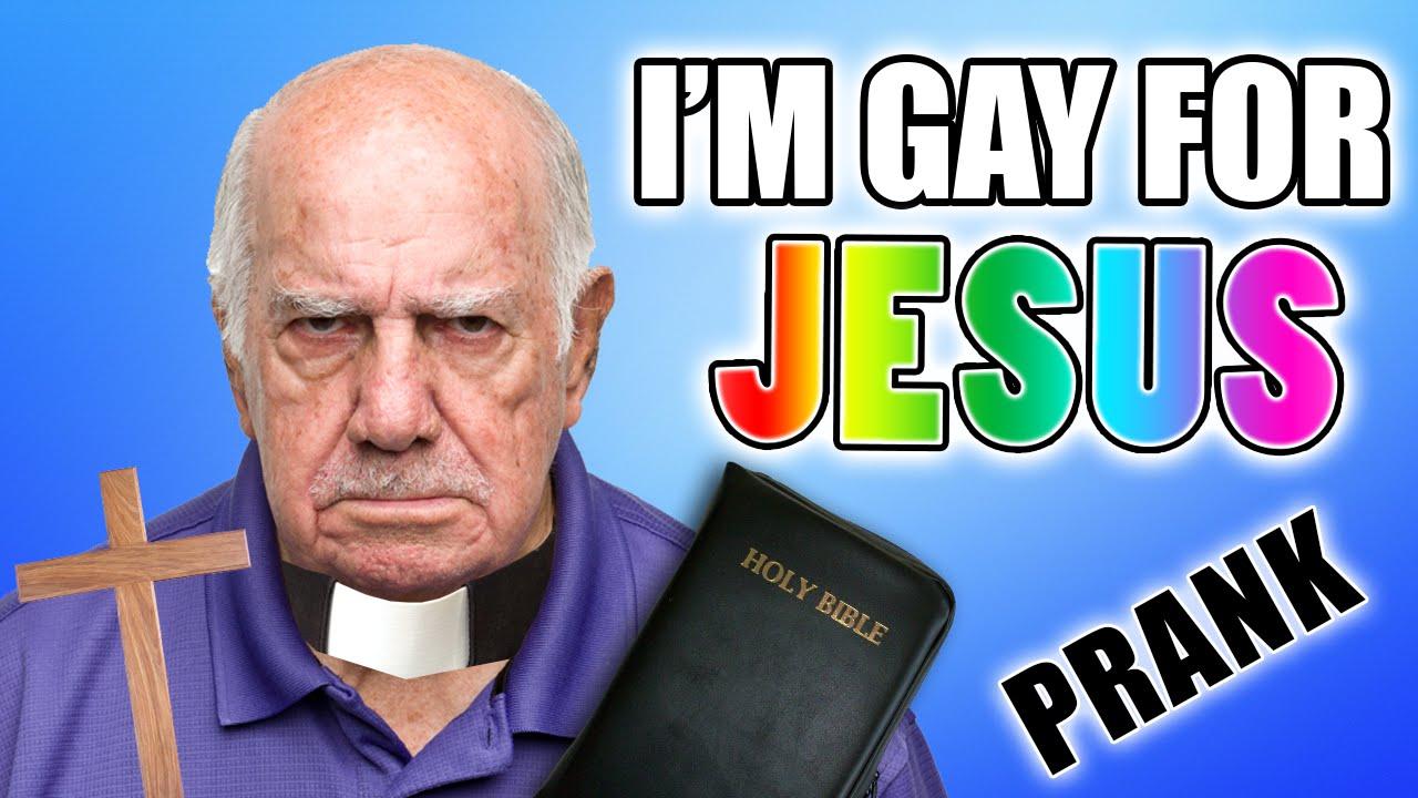 gay Jesus was
