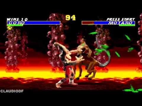Ultimate Mortal Kombat 3 Extra Part 1: Cheats, Shao Kahn