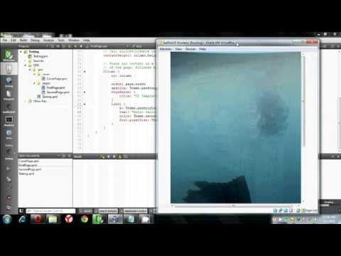 How To Make Simple Apps For Sailfish Os(jolla Mobile)