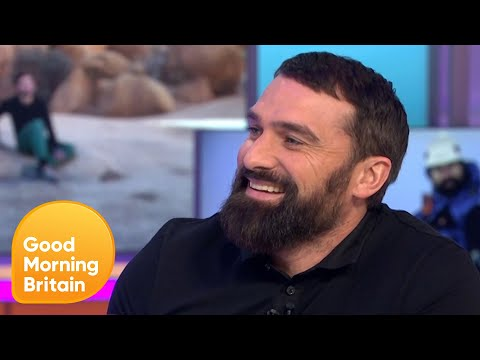 SAS: Who Dares Wins Star Ant Middleton Is a Caveman, Not a Kale-Man | Good Morning Britain