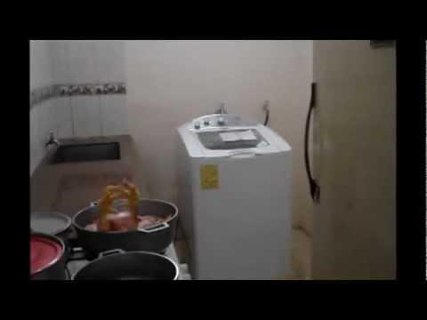 Sala comedor cocina y youtube for Como aser un comedor