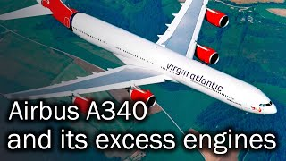 Top 10 Airlines - Airbus A340 - 20th century European flagship
