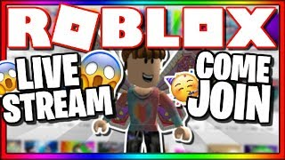 🔴Roblox Live Stream - Relax and LAUGH! All the fun!