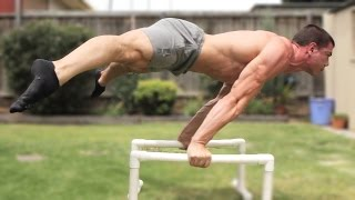 Proud But Never Satisfied ►Straddle Planche 2014