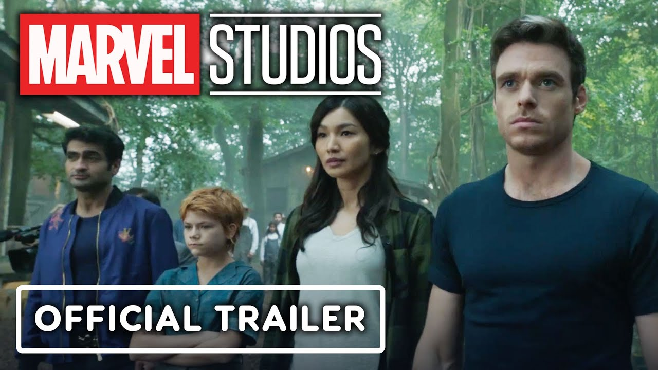 Download Marvel Studios - Official MCU Phase 4 Trailer (Eternals, Black Panther Wakanda Forever, & More)