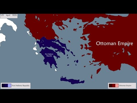 Greek War of Independence (1821-1830)