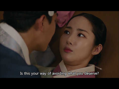 "[1Click Scene] Yeon Woojin, ""How can I not love you?"" (Queen For Seven Days Ep.15)"
