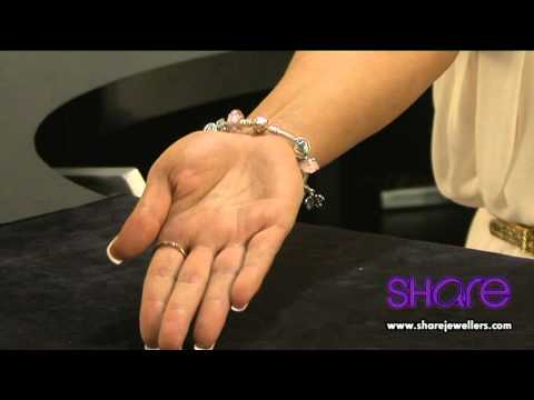 How To Measure Your Wrist For A Pandora Bracelet Youtube