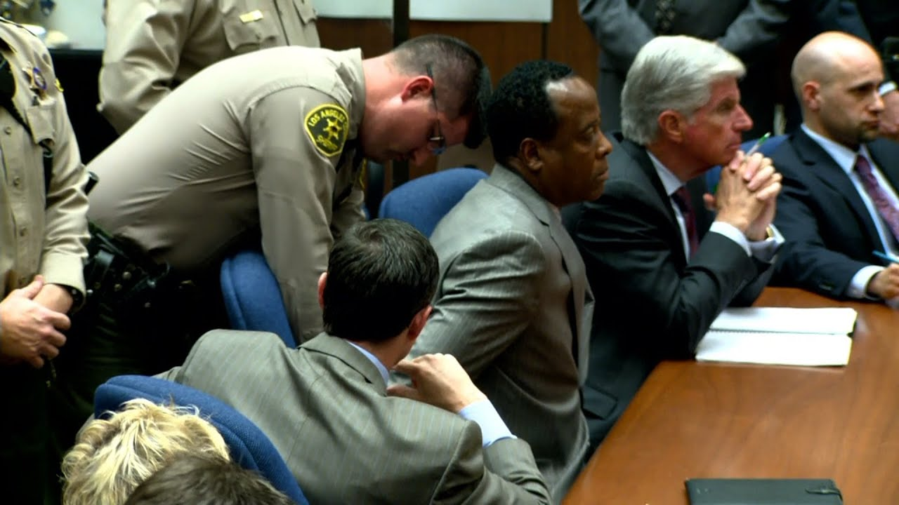 "Conrad Murray: ""Michael Jackson estaba arruinado"" -- Noticiero ..."