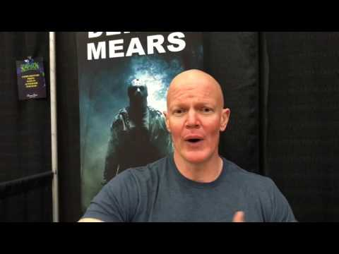 : Derek Mears and Tony Todd at ScareACon 2016