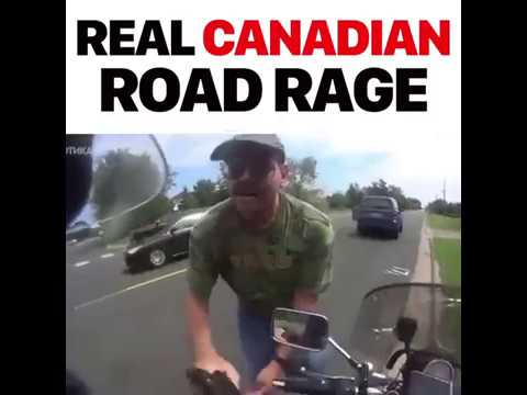 Canadian Road Rage Youtube