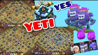 Th 13 war attacks explained in detail  clash of clans  YET  SMASH  Best strategy for war bases