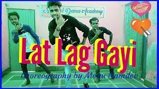 Lat Lag Gayi // Race-2 // Dance // Monu Namdev