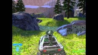 Halo 3 Valhalla in Halo 2 Vista