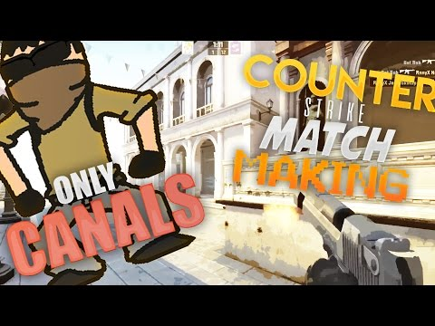CANALS BEST MAP?🔥 | CS:GO Matchmaking🔫  #001