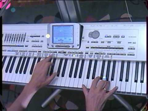 Chords for Jean Michel Jarre : Oxygene 4 cover and variations