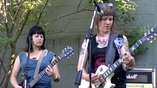 Bitch School - Live at Hellbetty Presents Summer of Music - Plan B 07/28/12 / 2