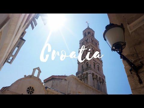 Adventures in Croatia vlog, Zadar, Plitvice Lakes & Split