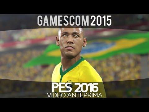PES 2016 - Video Anteprima - GamesCom 2015 - Everyeye.it