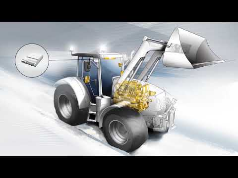 Liebherr - Components for Agriculture and Forestry