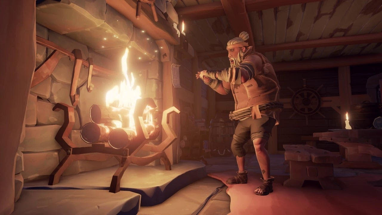 Sea of Thieves - Content Update: Dark Relics Trailer