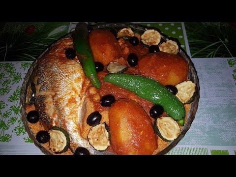 recette-couscous-aux-poissons---كسكسي-تونسي-بالحوت-و-السمك