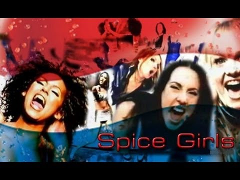 Spice Girls - Move Over (Lyrics & Pictures)