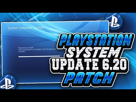 PLAYSTATION UPDATE 6.20 HOW TO FIXES GAME SHARE!