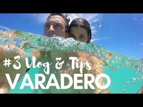 CUBA #3: Varadero y Cayo Blanco | Vlog & Tips